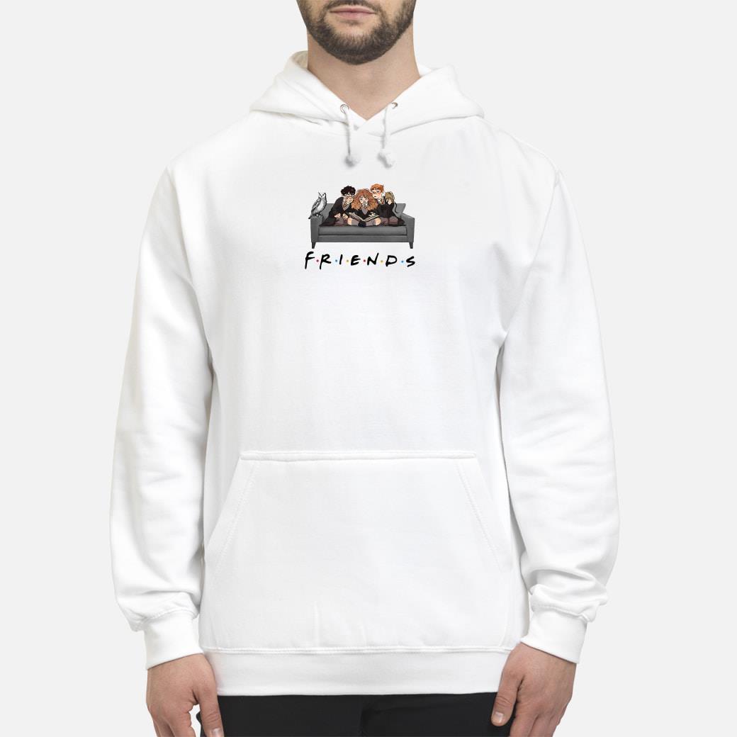 Harry Potter friends shirt hoodie