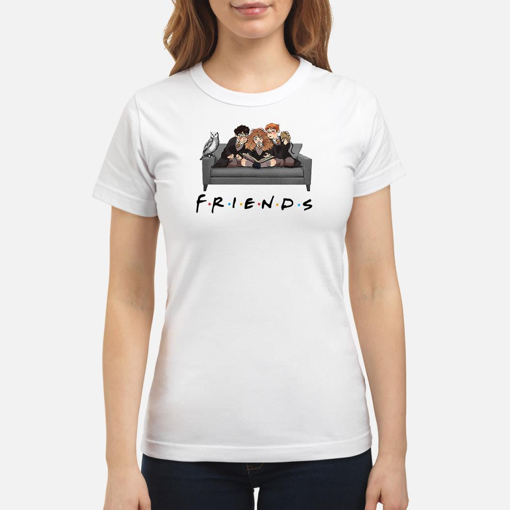 Harry Potter friends shirt ladies tee