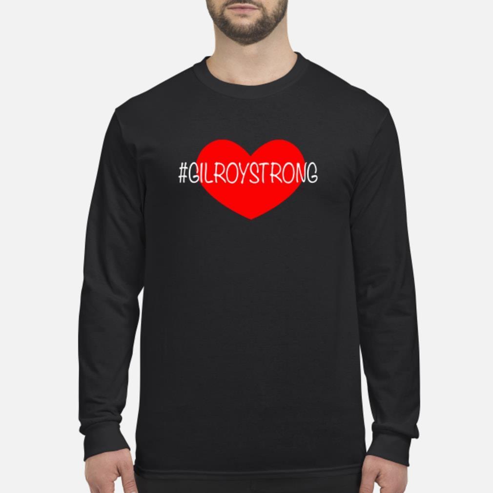 Heart Gilroy Strong Shirt Long sleeved