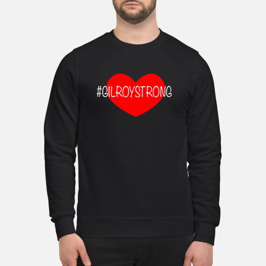 Heart Gilroy Strong Shirt sweater