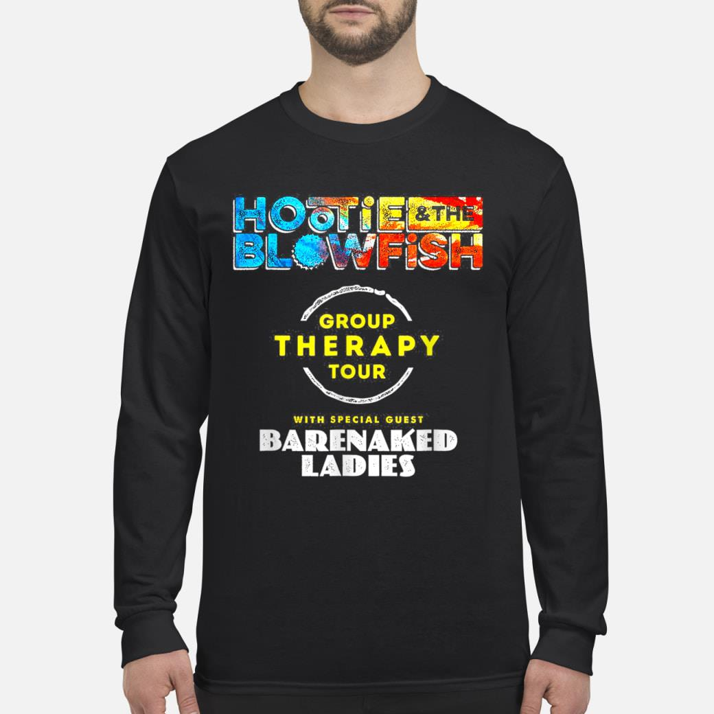 Hootie And The Blowfish shirt Long sleeved