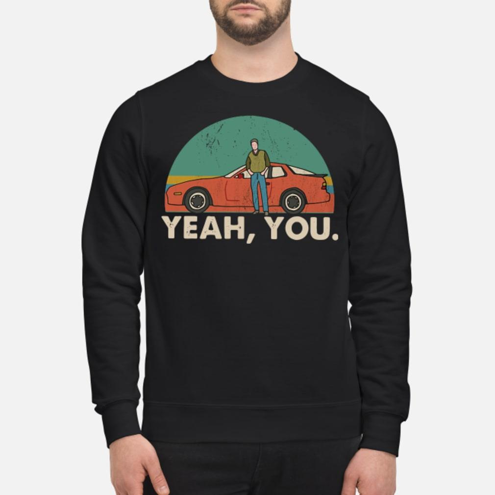 Jake Ryan yeah, you vintage shirt sweater