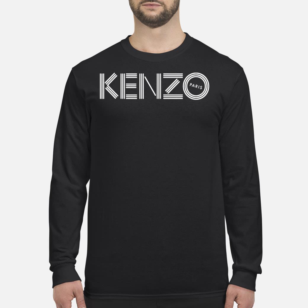 Kenzo Paris shirt Long sleeved