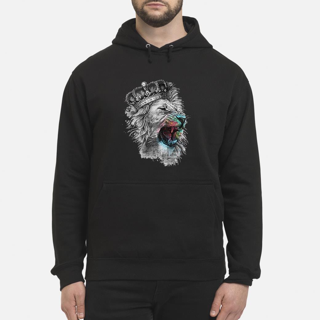 King Lion sweatshirt hoodie