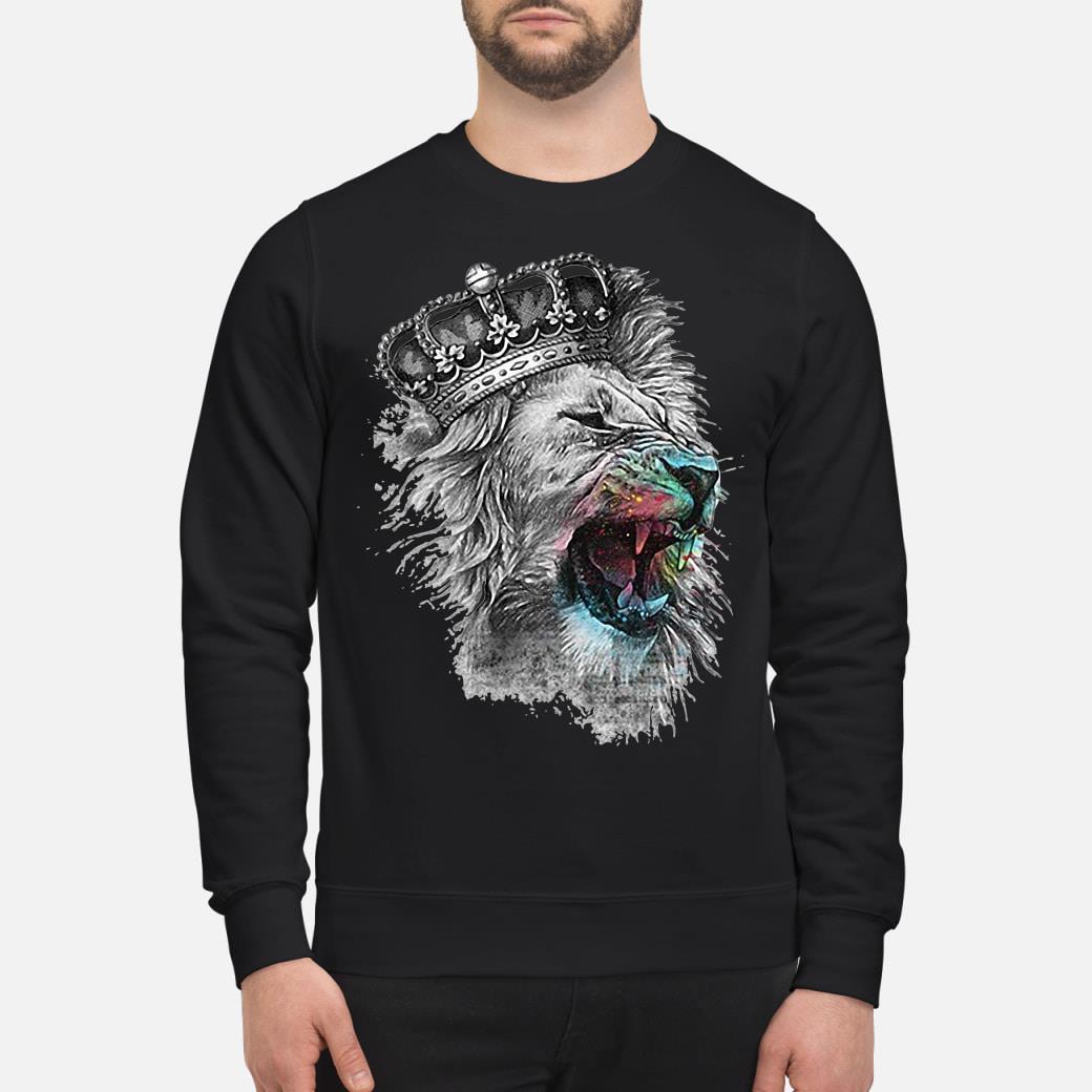 King Lion sweatshirt sweater