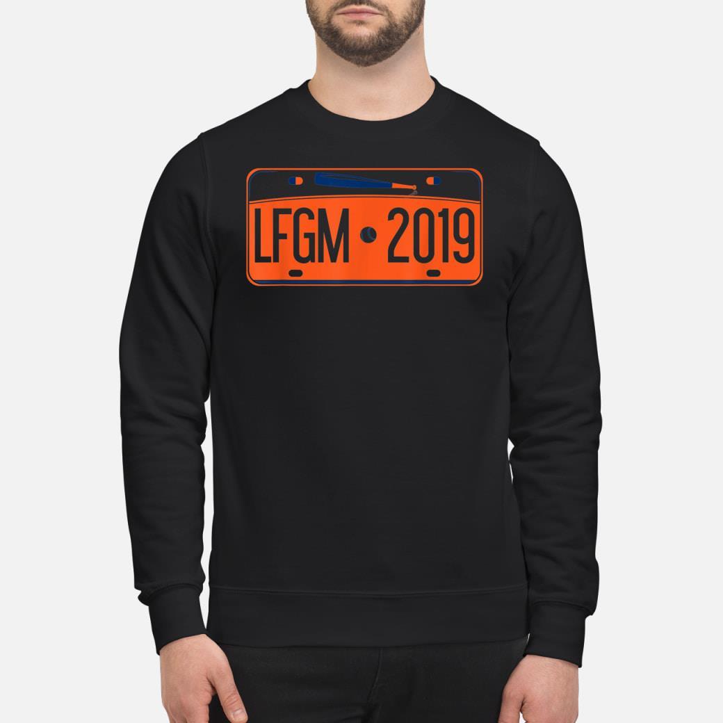 LFGM Baseball 2019 shirt sweater