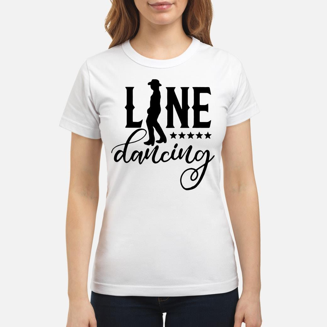 Line Dancing Shirt ladies tee