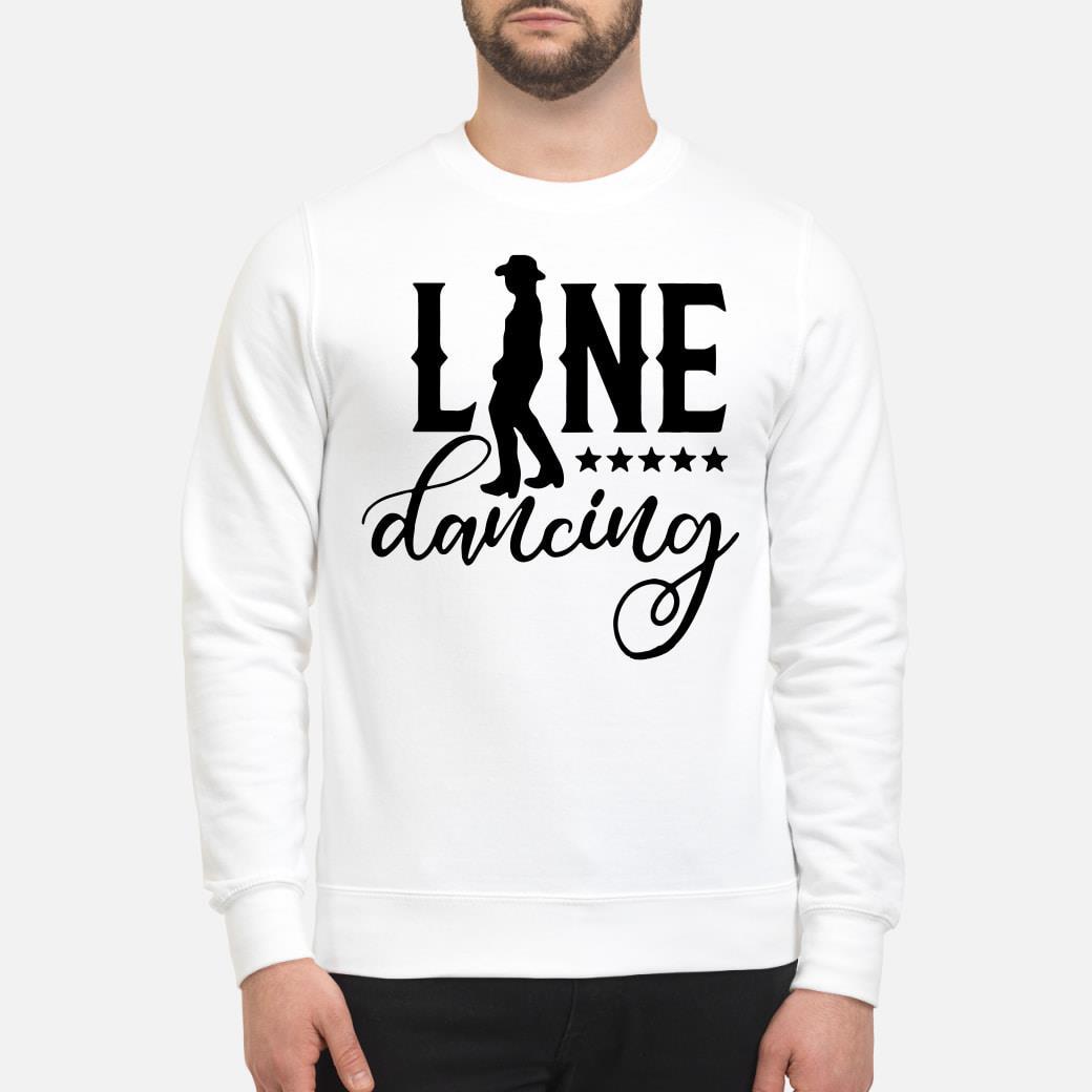 Line Dancing Shirt sweater
