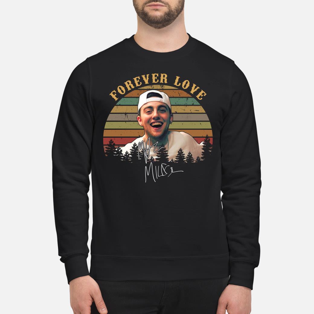 Mac Miller Forever love Shirt sweater