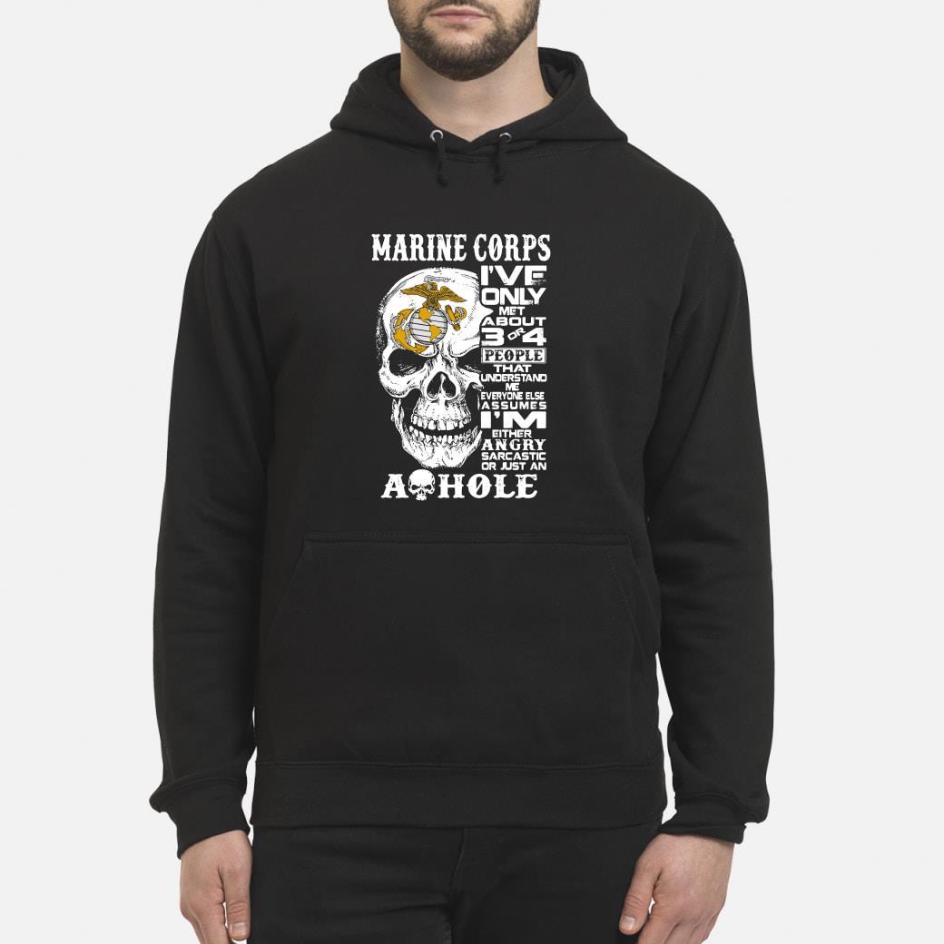 Marine Corps Shirt hoodie