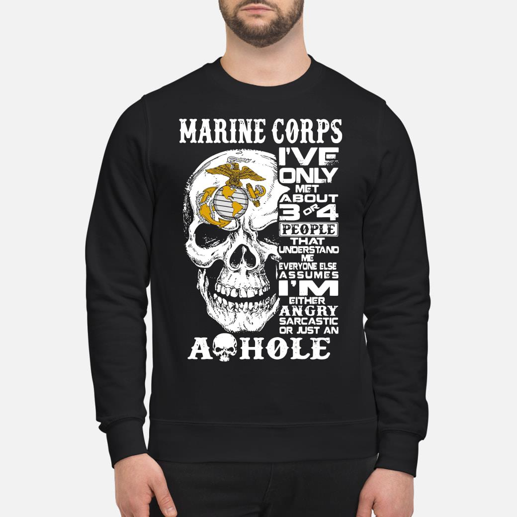 Marine Corps Shirt sweater