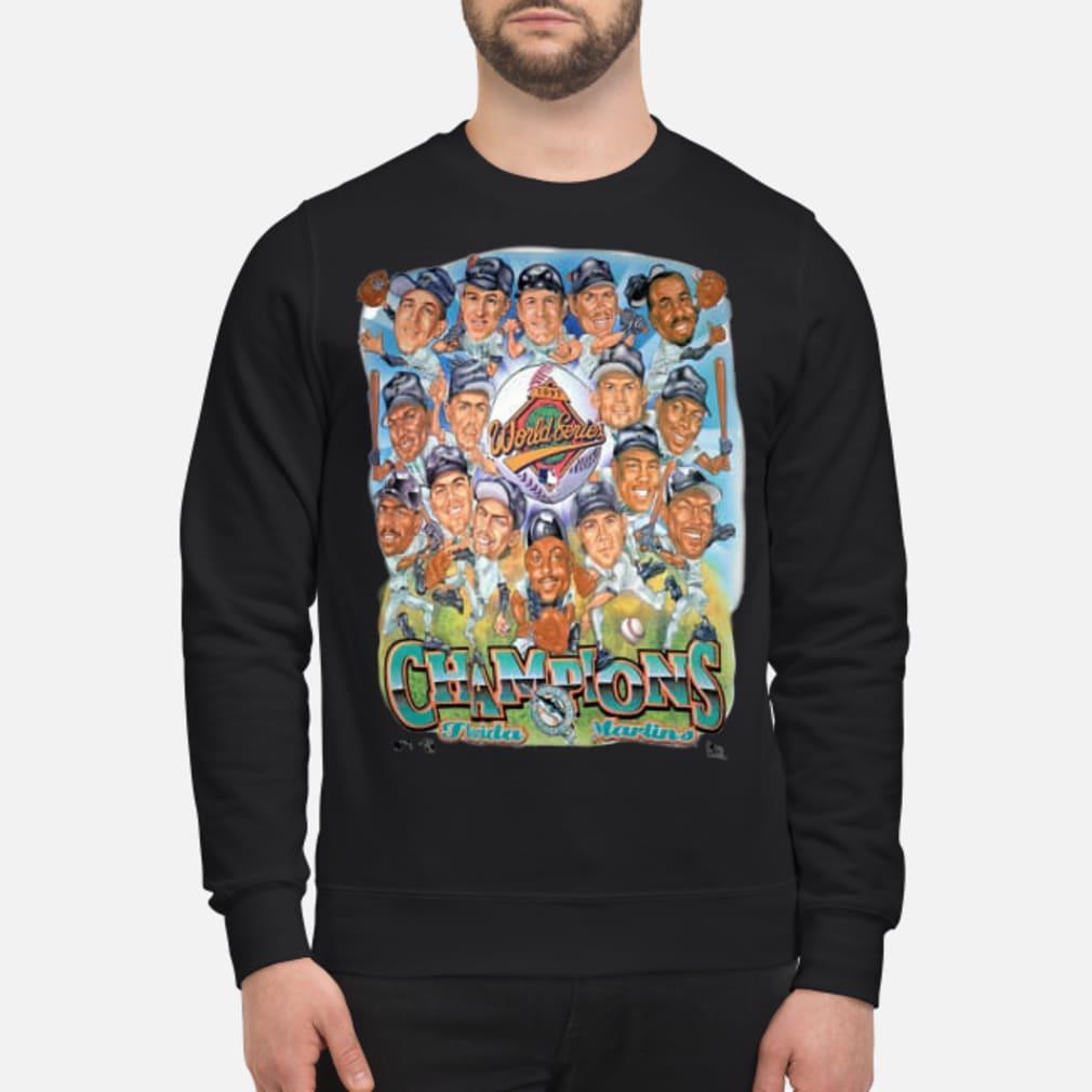Miami Marlins World Series Champions Shirt sweater
