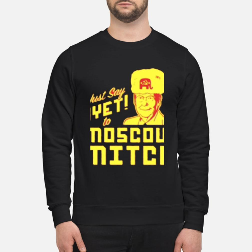 Moscow Mitch merchandise shirt sweater