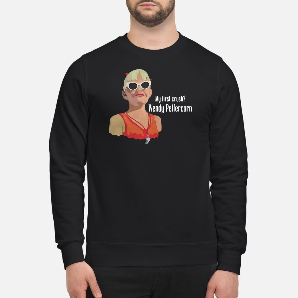 My first crush Wendy Peffercorn Shirt sweater