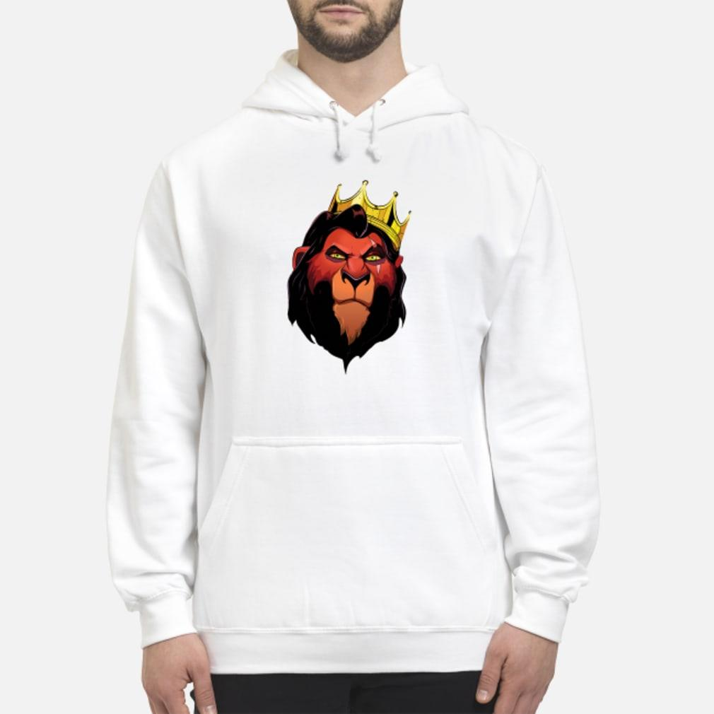 Notorious Scar The Lion King shirt hoodie
