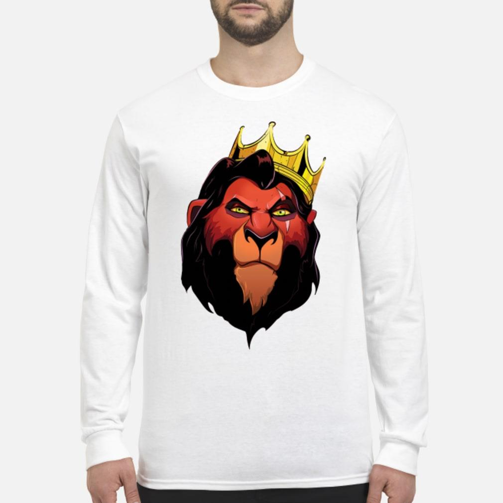 Notorious Scar The Lion King shirt Long sleeved