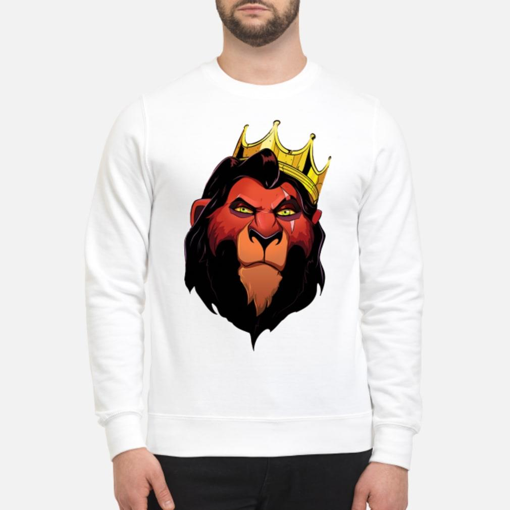 Notorious Scar The Lion King shirt sweater