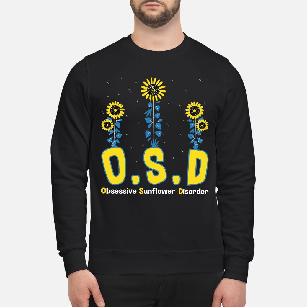 OSD obsessive sunflower disorder shirt sweater