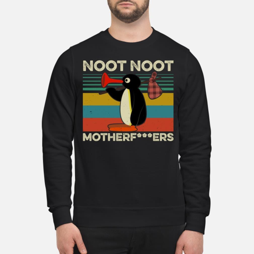 Pingu Noot Noot vintage shirt sweater