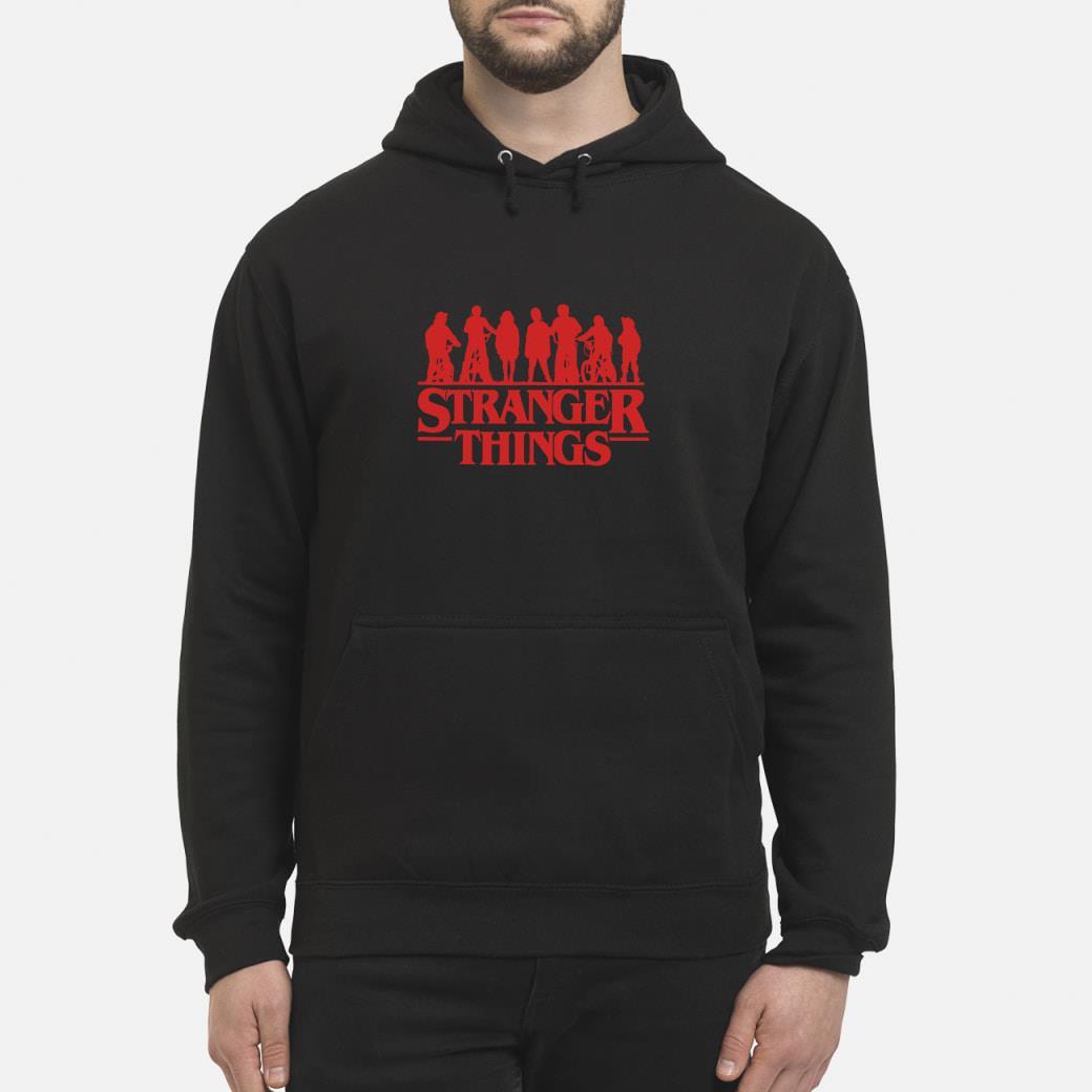 Stranger things season 3 shirt hoodie
