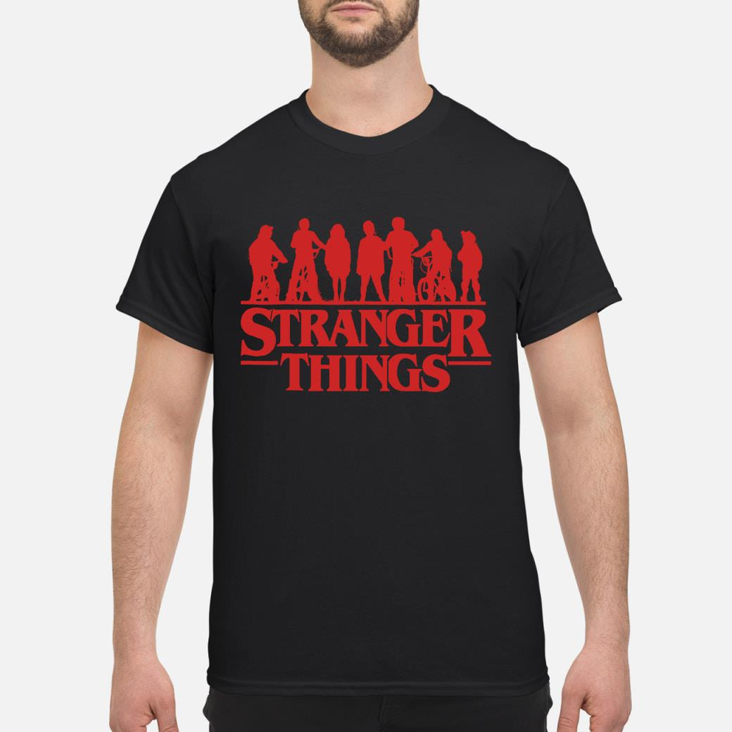 Stranger things season 3 shirt