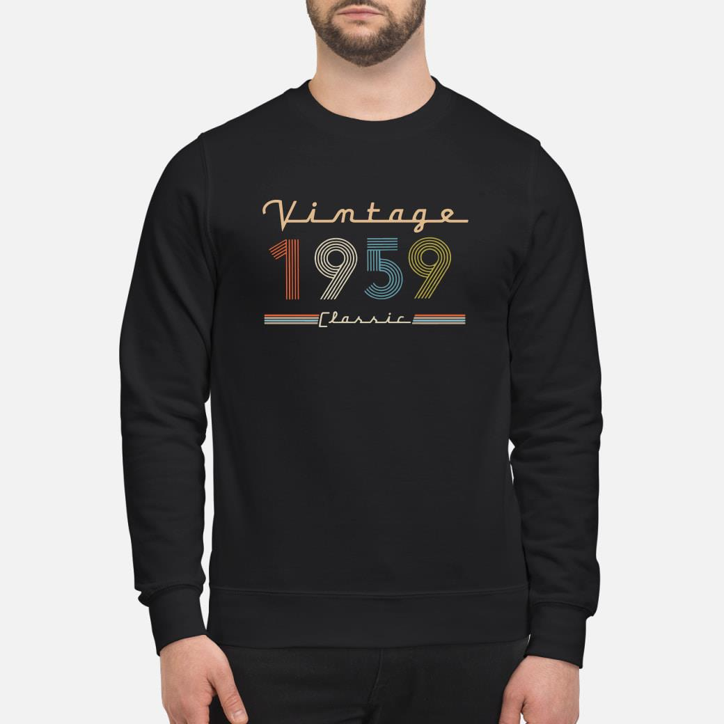 Vintage 1959 Classic Shirt sweater