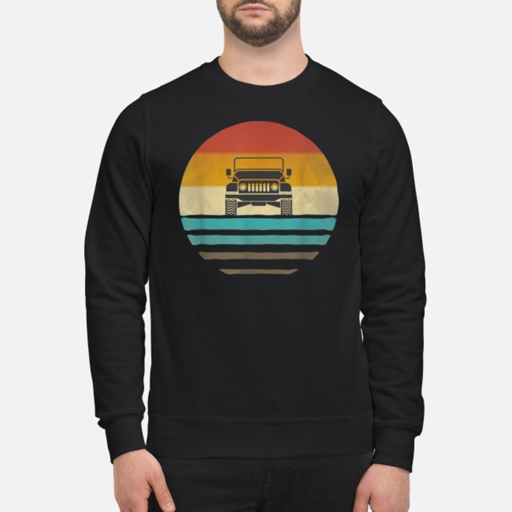 Vintage Jeeps Shirt sweater