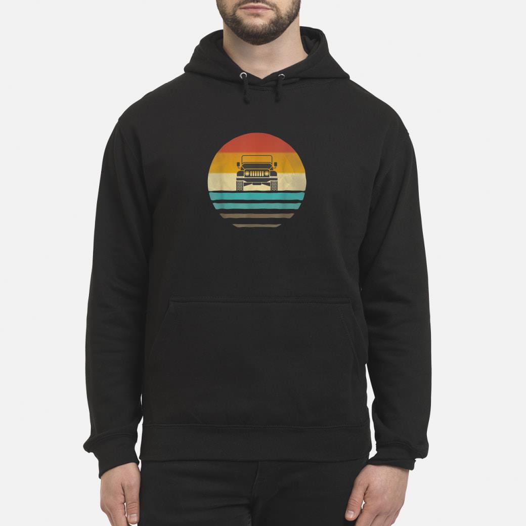 Vintage Jeeps shirt hoodie