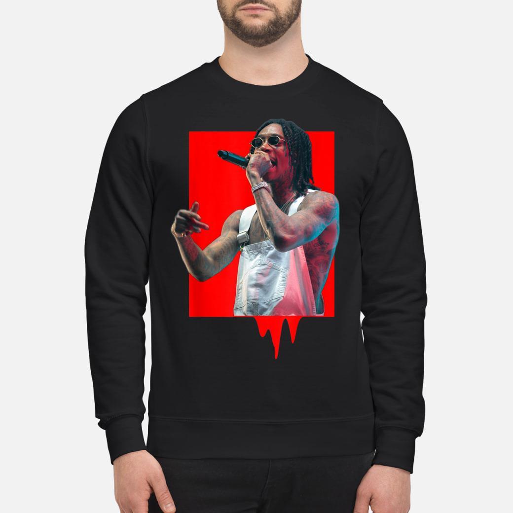Wiz Khalifa Rapper shirt sweater