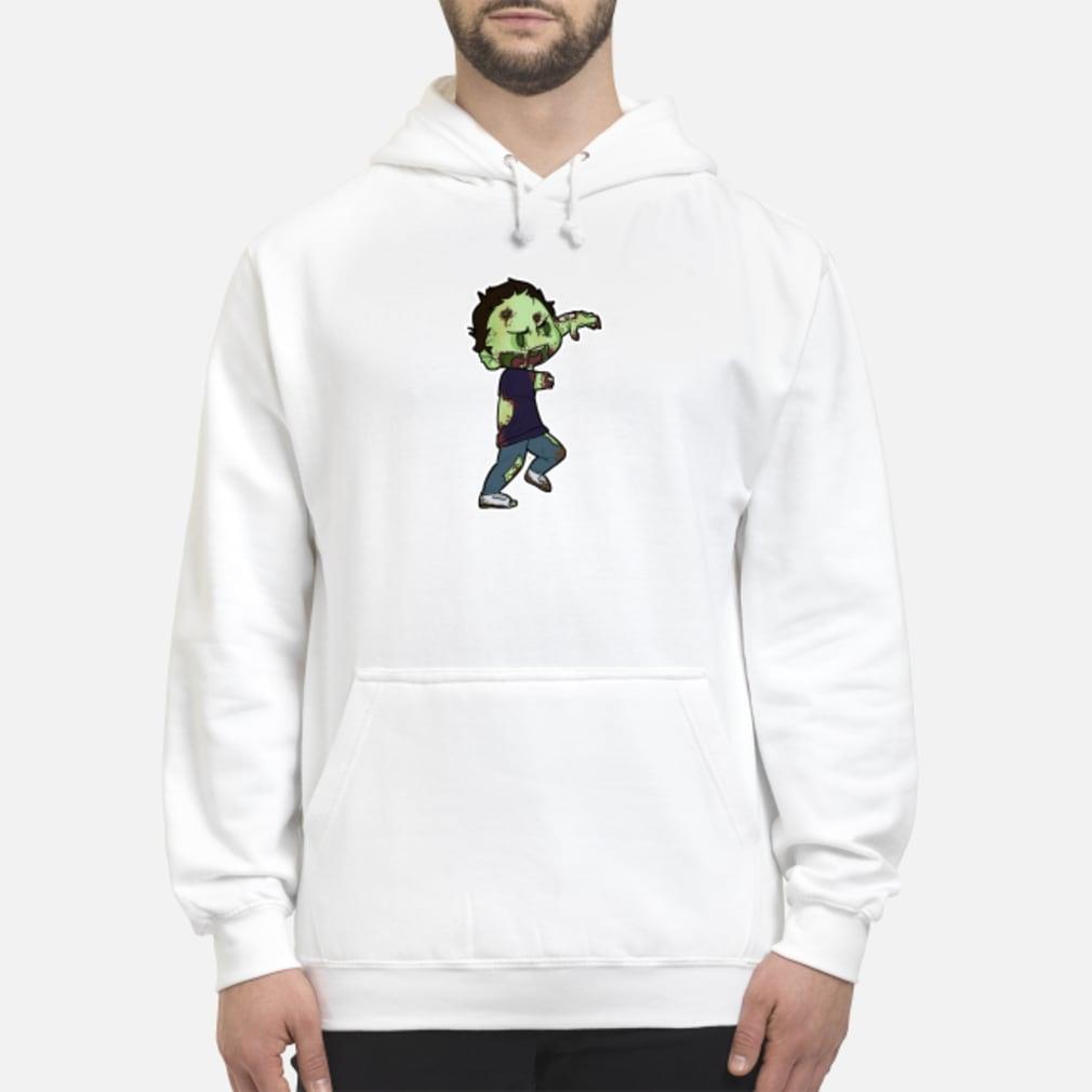 Zombie Boy Shirt hoodie