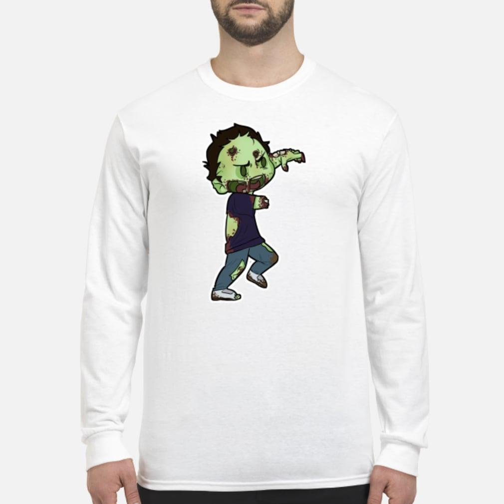 Zombie Boy Shirt Long sleeved