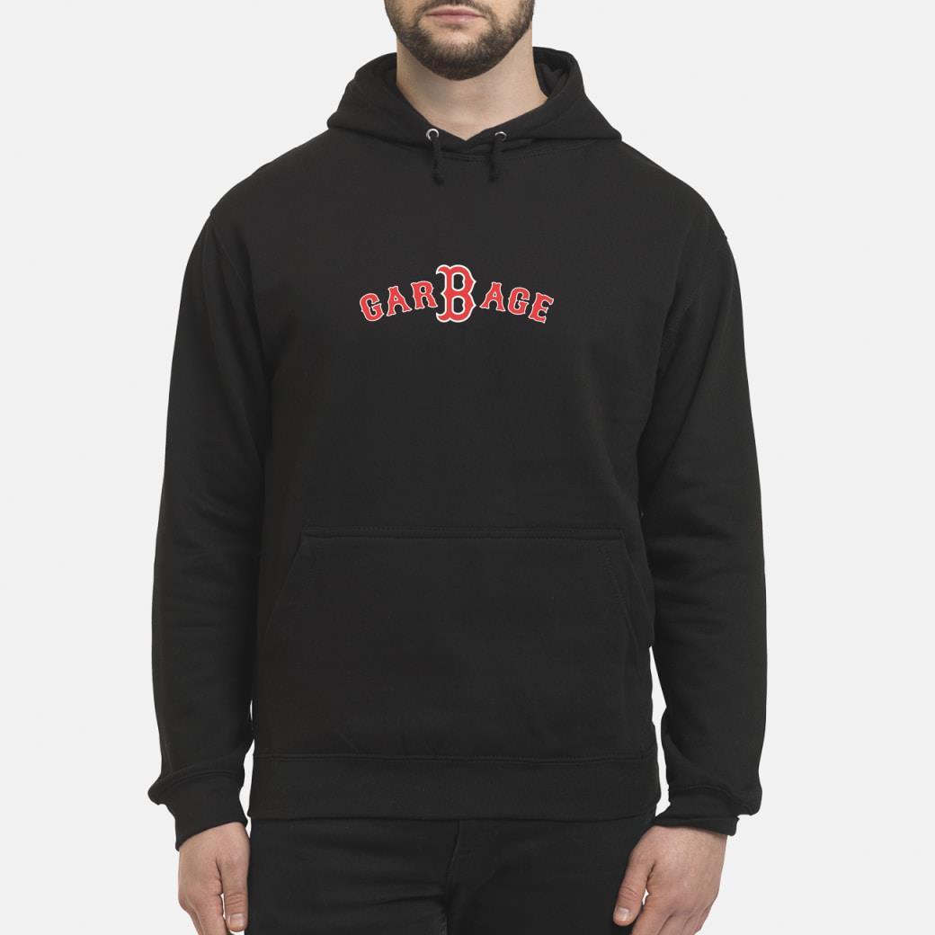 Boston Baseball Fan Garbage shirt hoodie