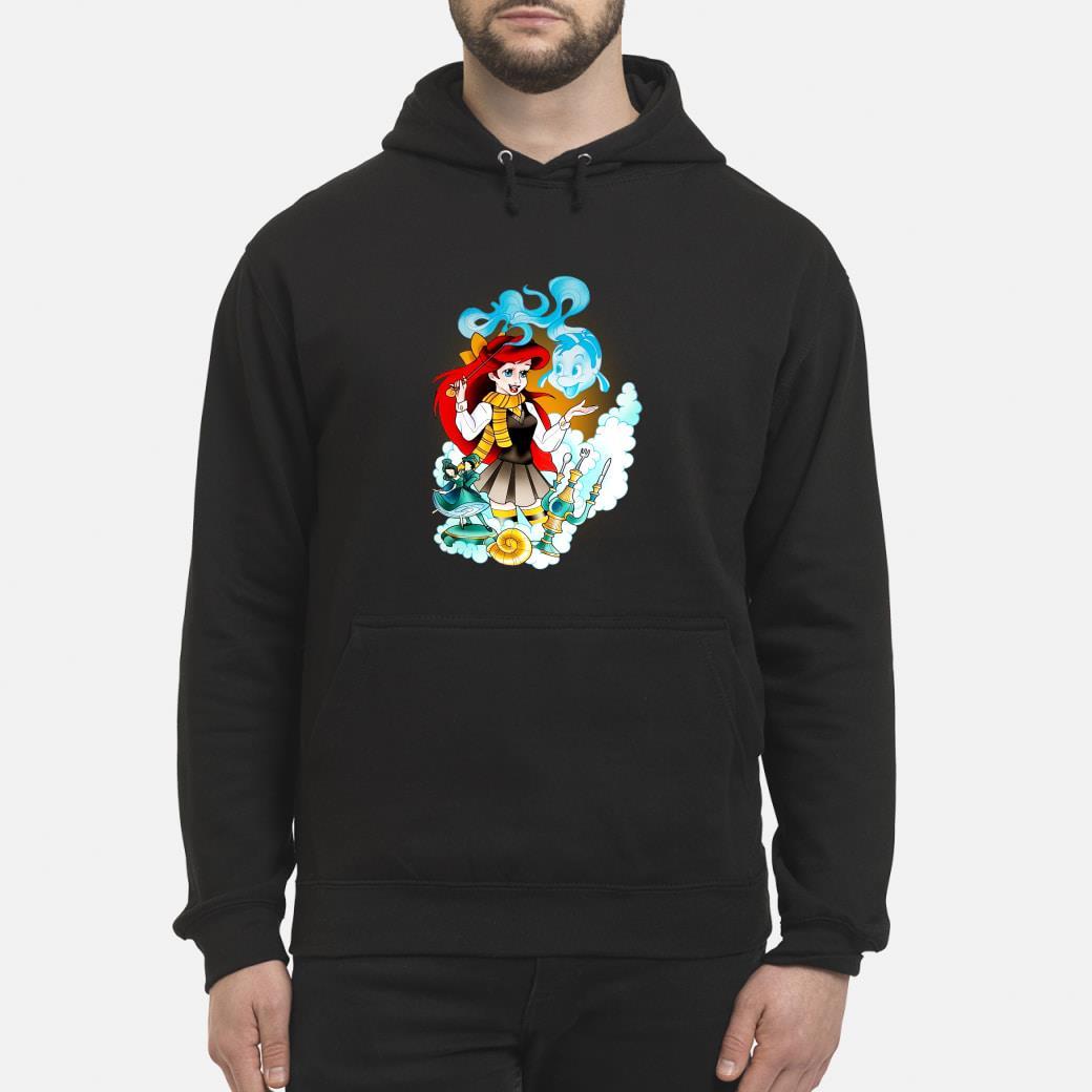 Mermaid Ariel disney shirt hoodie