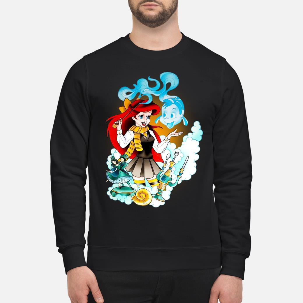 Mermaid Ariel disney shirt sweater