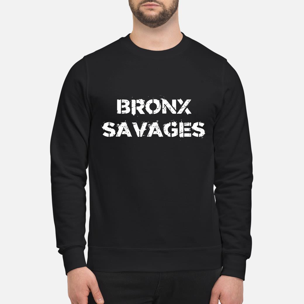 Yankees Talkin' Yanks Savages Bronx Savages shirt sweater