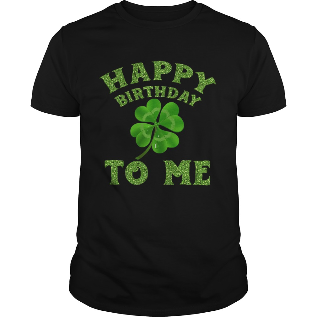 1582547394St Patricks Day Birthday  Unisex