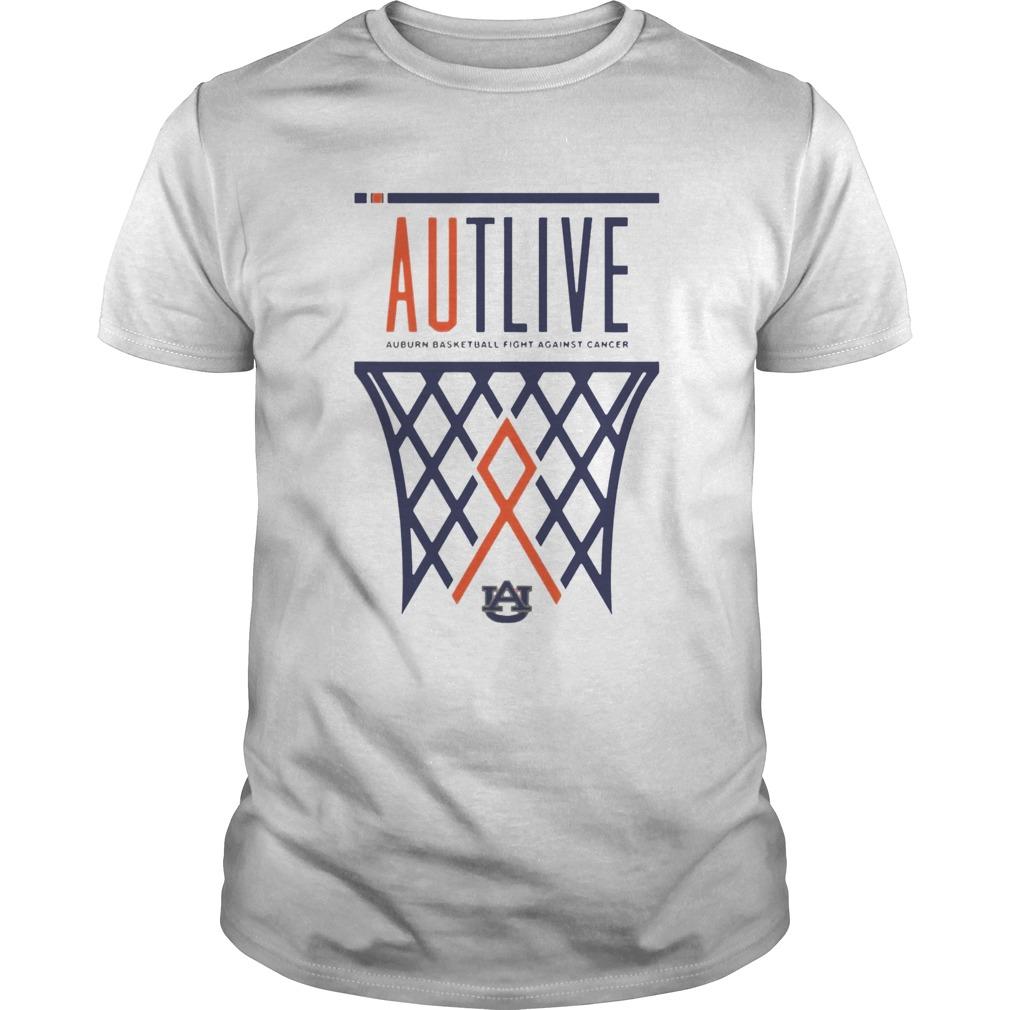 Auburn Tigers 2020 Autlive Basketball  Unisex