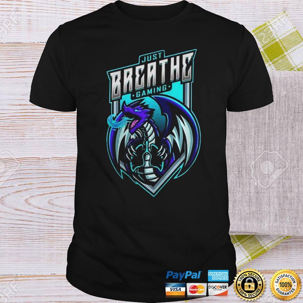 Game4CF Breathing Dragon Shirt Shirt