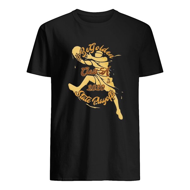 #BeGolden MHS 2020 State Playoffs  Classic Men's T-shirt