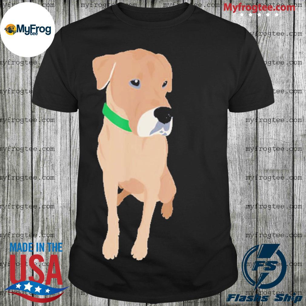 Buster the Labrador Retriever Dog Shirt