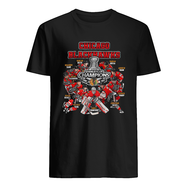 Chicago Blackhawks Stanley cup champions  Classic Men's T-shirt