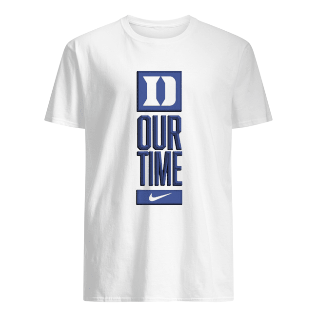 Duke Blue Devils Our Time  Classic Men's T-shirt