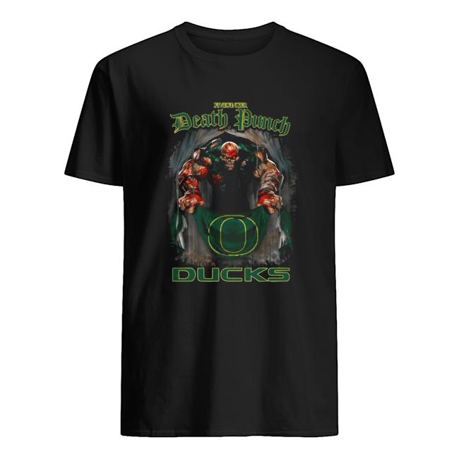 Five finger Death Punch Ducks  Classic Men's T-shirt