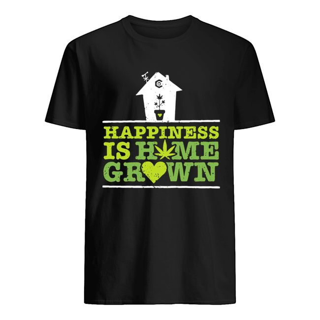 Happiness Is Homegrown  Classic Men's T-shirt