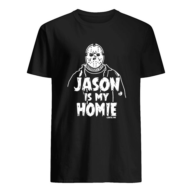 Jason Is My Homie  Classic Men's T-shirt