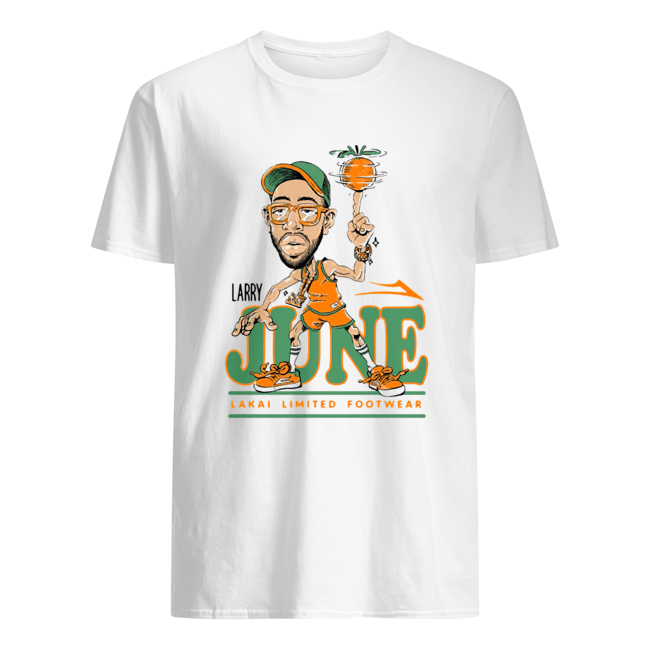 Larry June Lakai Limited Footwear  Classic Men's T-shirt