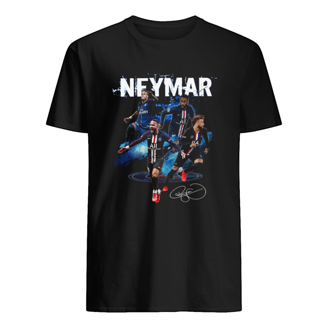 Neymar Jr Paris Saint Germain  Classic Men's T-shirt