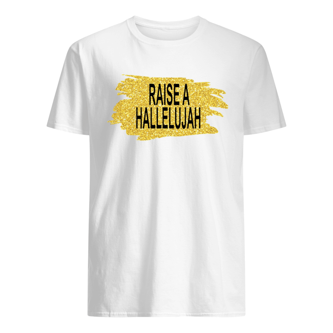 Raise a hallelujah  Classic Men's T-shirt