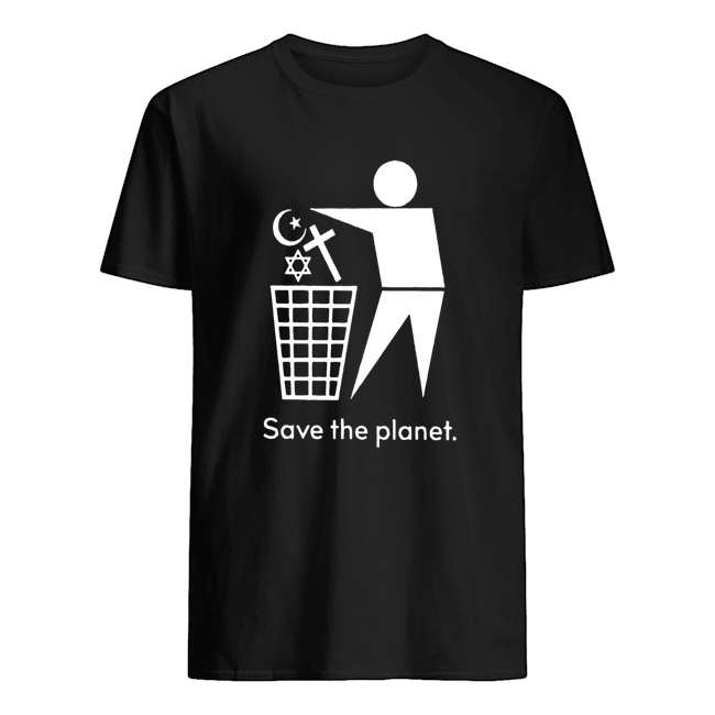 Save the planet  Classic Men's T-shirt