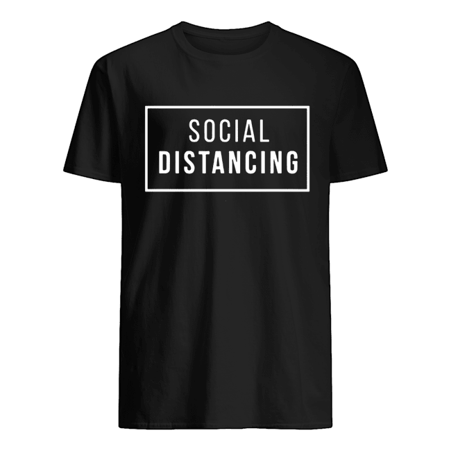 Social Distancing  Classic Men's T-shirt